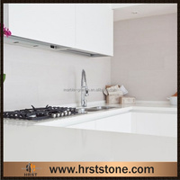 Rare glacier white super Thassos glass marble kitchen countertops