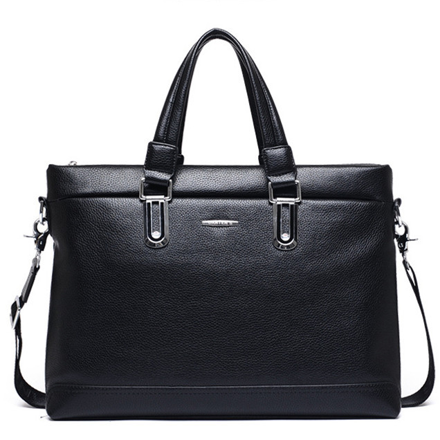 Mens Office Bags 2015 Microfiber Leather Briefcase Holder ...