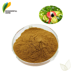 Water soluble guarana seed extract 22 paullinia cupana caffeine powder