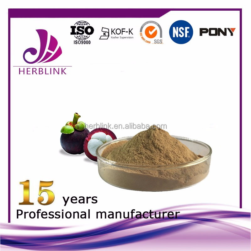 Queen of Fruits mangosteen extract with high content of Xanthones