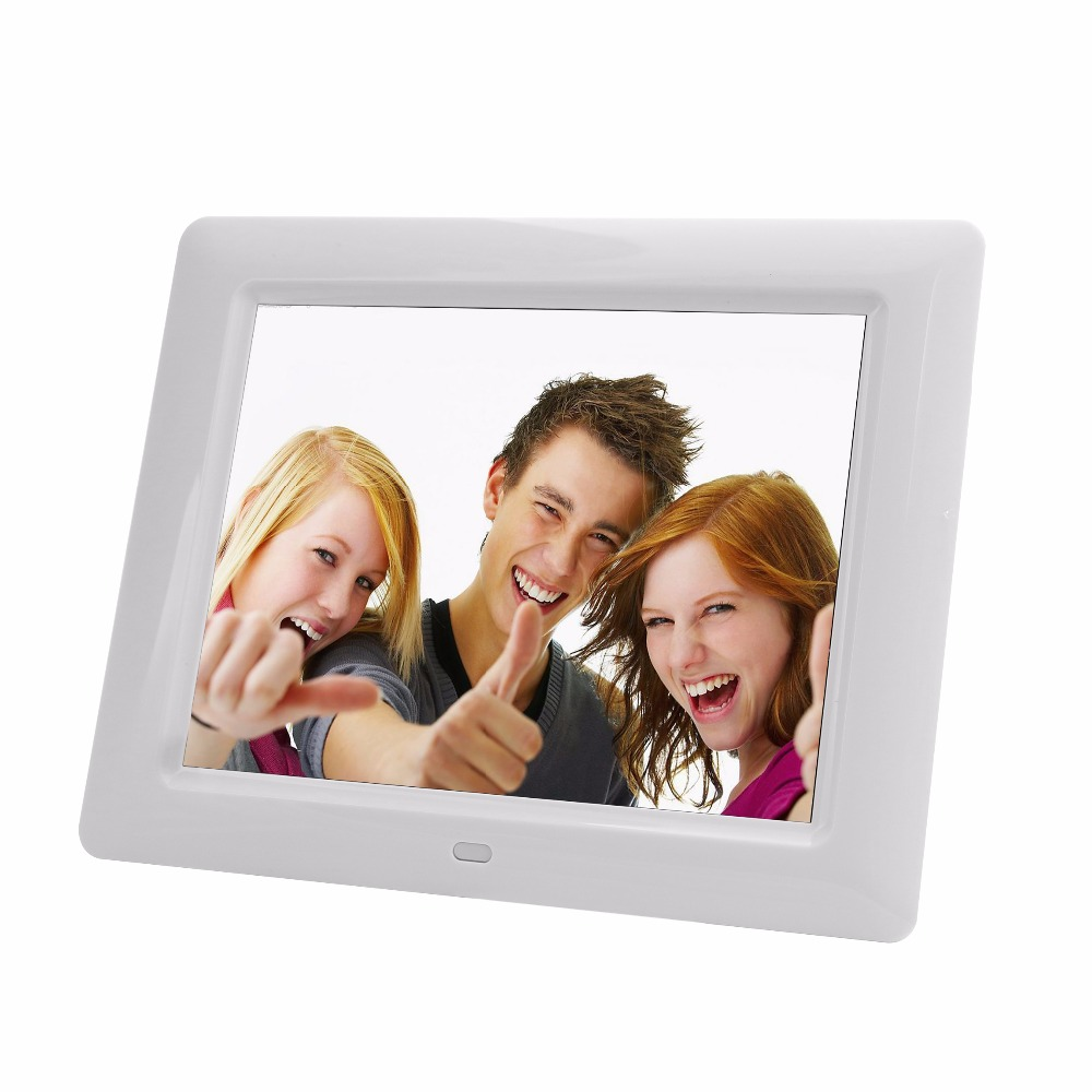 Wholesale Bulk Wall Mounted Gif Lcd Led Hd 8 Inch Digital Frame ...