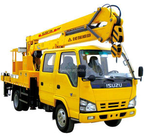 Japan brand 14/16 meter Aerial Work Platform hydraulic Lifter Vehicle High-Altitude Working High Platform Operation truck