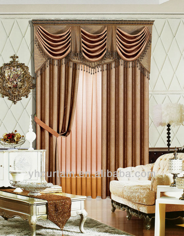 luxury draperies