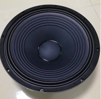 speaker  parts 2019 15 inch speaker woofer Neodymium woofer pro speaker with VC 2.5 inch high quality audio speakers