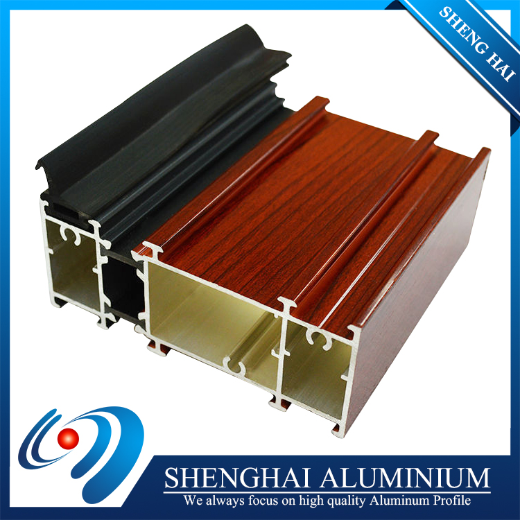 Factory price hermetic heat insulated aluminum profile
