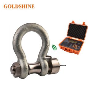 The factory supply 0.5t-1250t wireless load shackle load cell