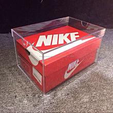 zapatero nike caja de zapatos