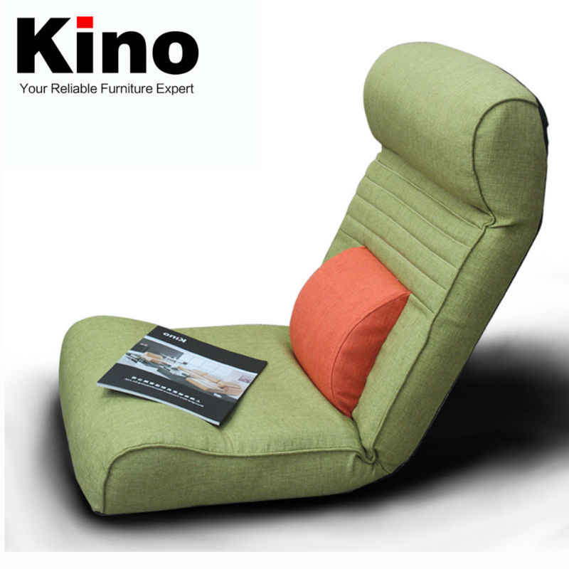 New Design <strong>Modern</strong> Recliner Single Fabric Sofa Chair, Waist Support Sofa for Home living furniture