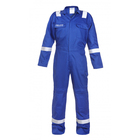 Fluorescent Men Fire Flame Retardant Workwear Coverall
