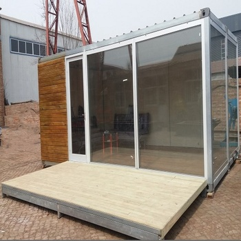 China luxury modern cheap prefab homes flat pack prefabricated tropical wooden container home price