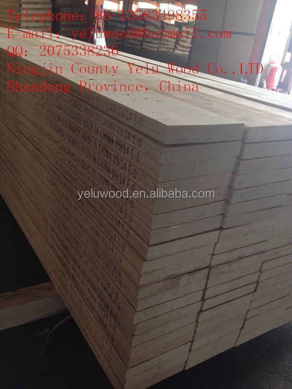 Pine LVL Timber For Scaffold Board And Flooring And Door Usage (05)