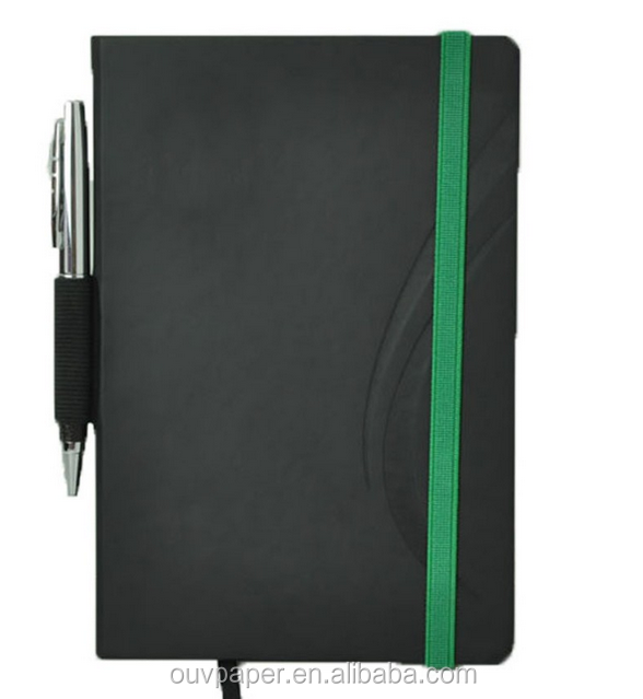 Classic Pu Leather notebook and diary