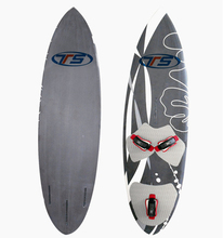 8' custom design windsurf board met tuttle fin doos koolstofvezel wind surfing <span class=keywords><strong>surfplanken</strong></span>