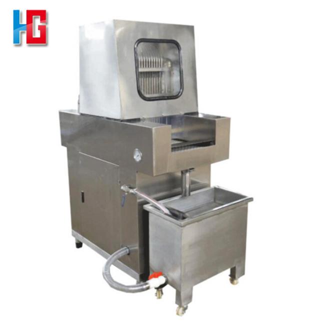 Tự Động Gà/Beaf/Vịt/Nướng/Thịt Lợn Muối Phun Nước Machine