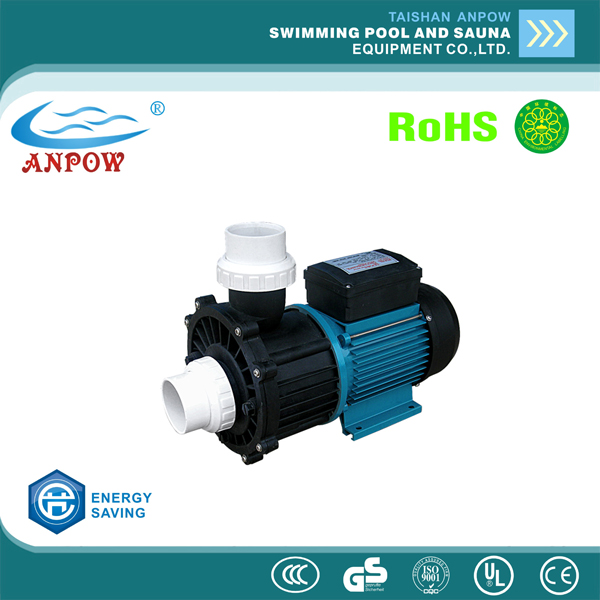 Big factory wholesale ANPOW LP Series swimming pool plastic 2hp electric water pump