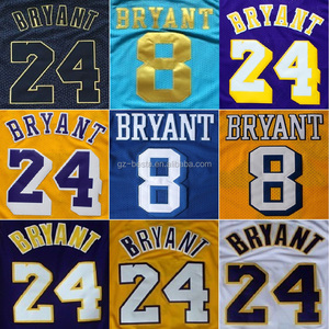 the best attitude 35a3c 2d07c Bryant Basketball Jersey Customized Stitched Kobe Bryant Jersey