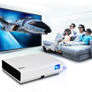 x3001 CRE 3d mini dlp home projector built in android system support 1080p wifi MIRCAS Airplay DLNA