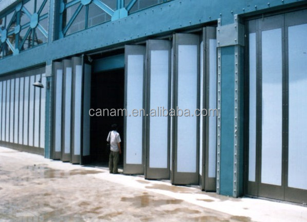 Cheap Commercial Building Steel Accordion Door Buy Steel Accordion