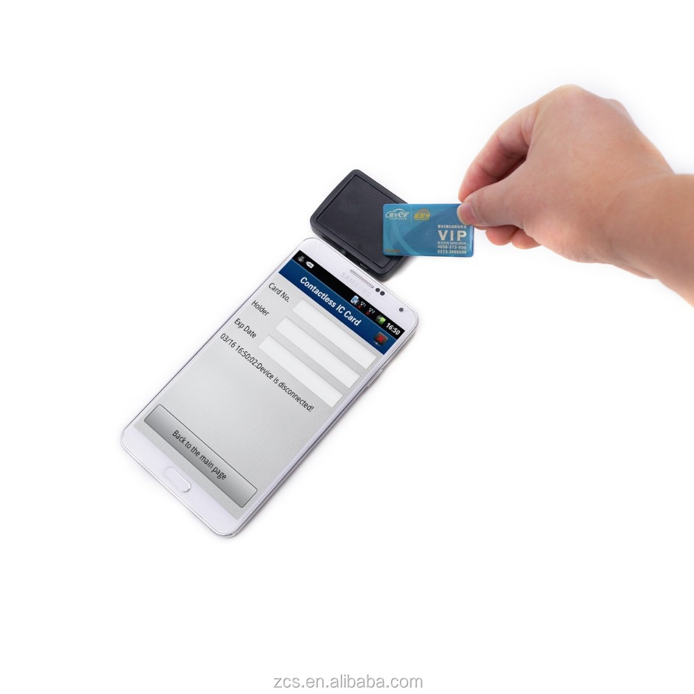 Prodotto Innovativo Tablet Android Contactless Nfc Lettore