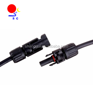 mc4 tyco solar pv waterproof connector IP67