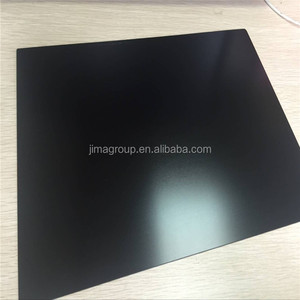 5005 Silver Hard Anodized coated Aluminum Sheet 1.2mm 0.5mm thick