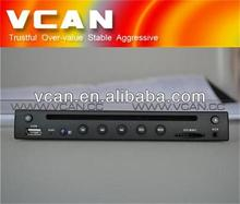Half din Extra slim car dvd player VCAN0500