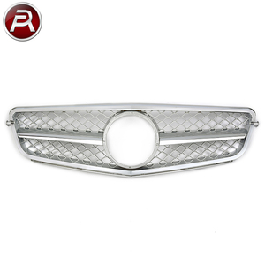 For mercedes c-class body kit W204 front grille of car