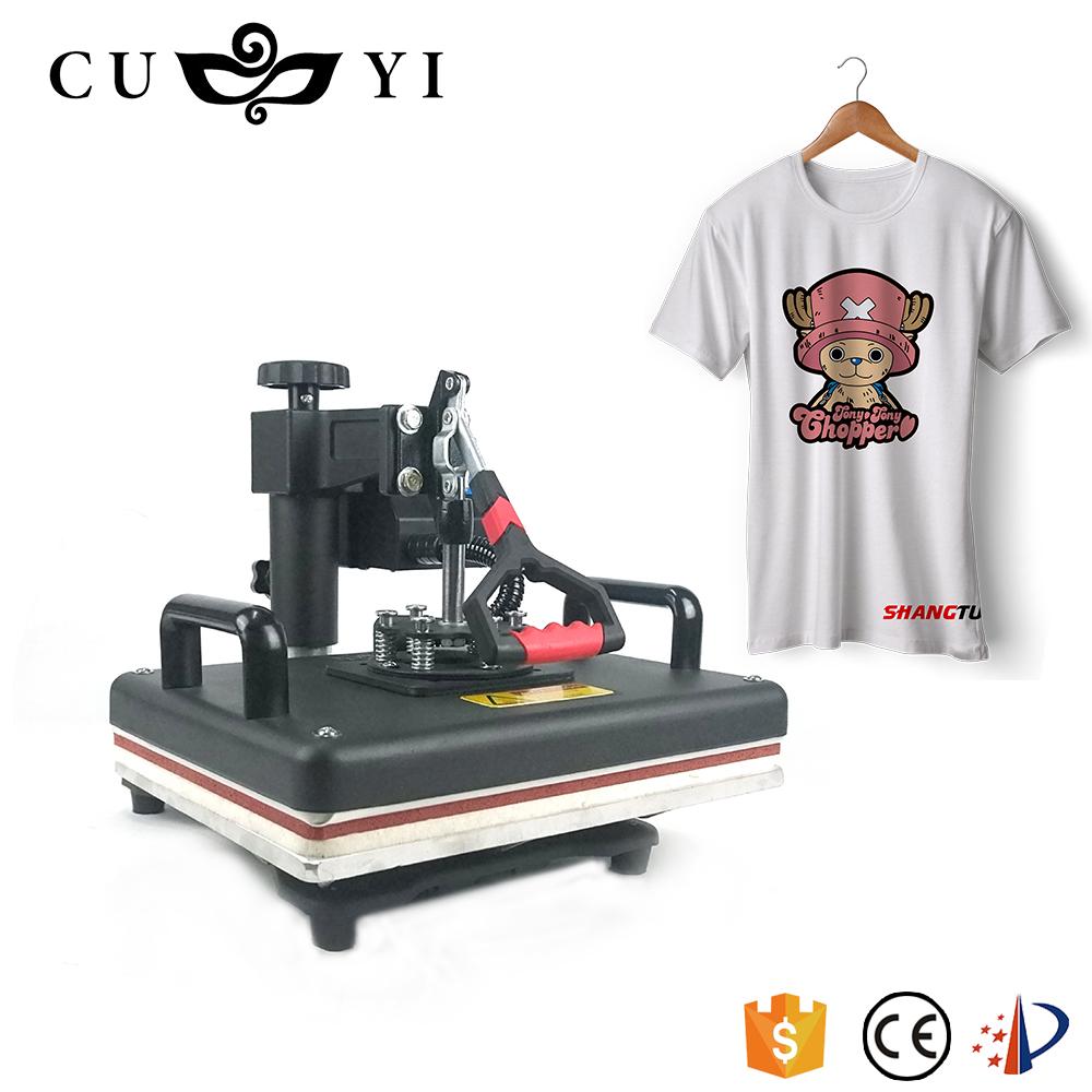 Quaff Heat Press Machine 5 In 1 Heat Transfer Machine T Shirt
