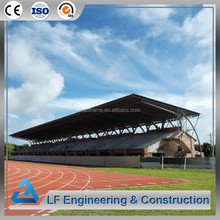 Prefabricated school building steel structure sports hall