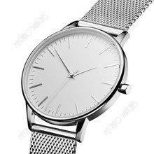 Q&q quartz watches of men custom your logo