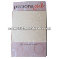 Plastic earring cards with Pu
