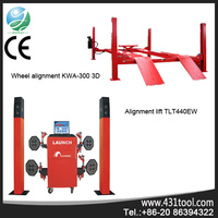 LAUNCH KWA-300 3d high effciency for motorcycle wheel balance weight electronic tools