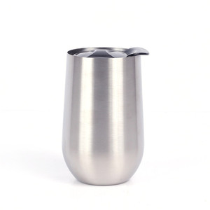 16oz 16 oz Vacuum Sealed Double Wall Stainless Steel Coffee Thermal Mug Tumbler