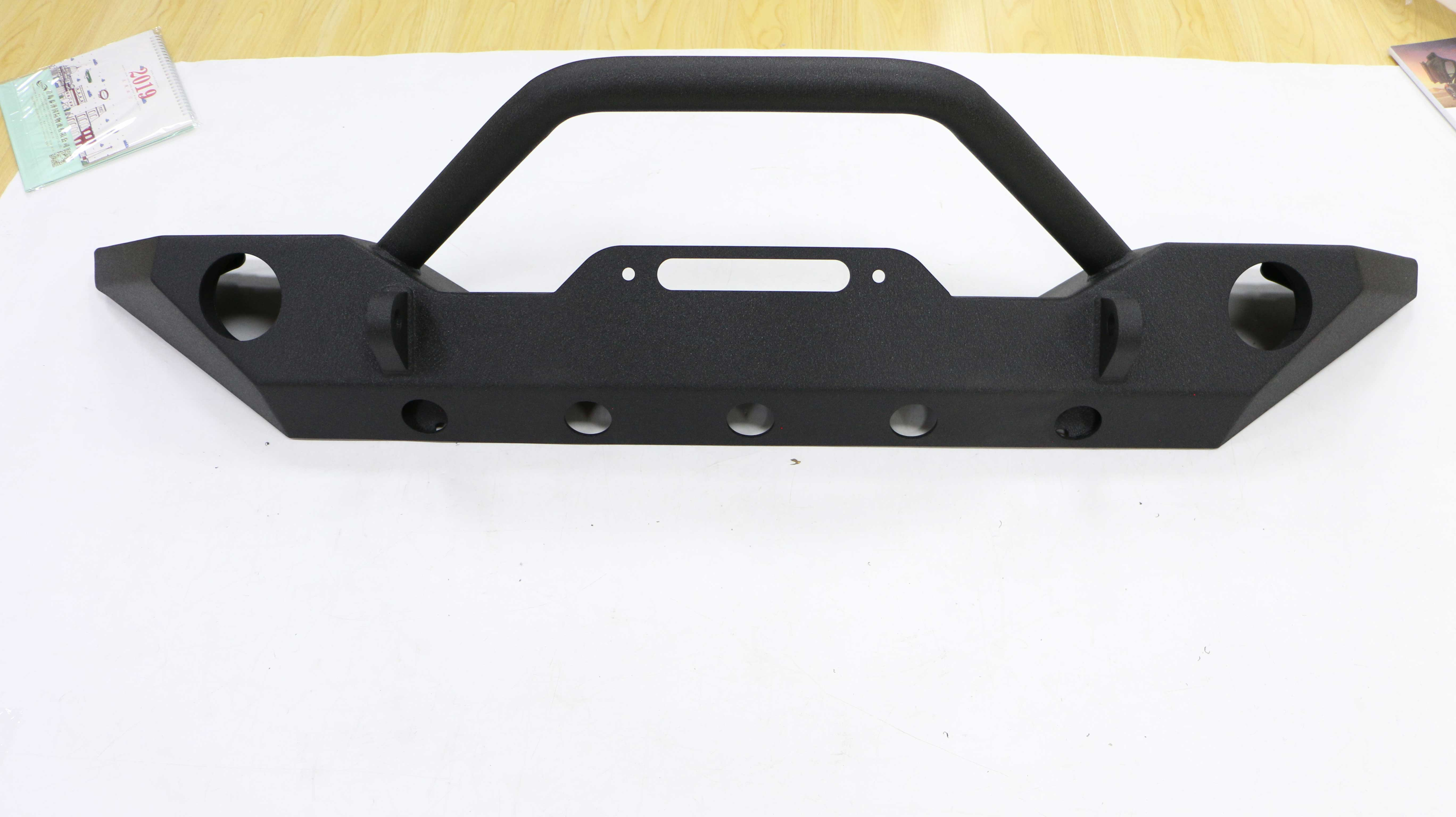 In Stock GRWA High Quality And Cheap Front Bumper For Jeep Wrangler JK 07+In Stock