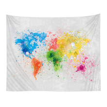 Wall hanging world map wall hanging world map suppliers and wall hanging world map wall hanging world map suppliers and manufacturers at alibaba gumiabroncs Images