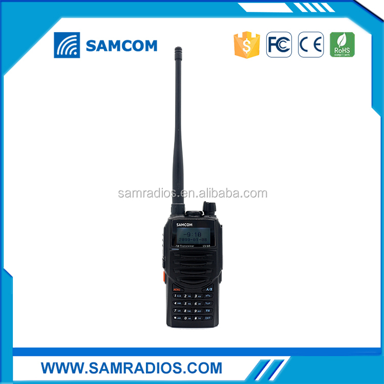 SAMCOM AP-400UV 5W Two Way Wireless Communicator