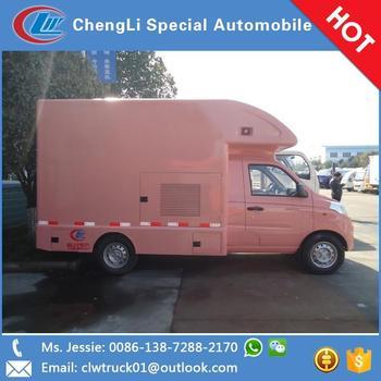 Ice Cream Trucks For Sale >> Cheap Price Foton 4 2 Smaller Mobile Ice Cream Truck For Sale Buy