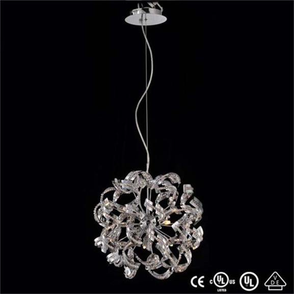 crystal hanging chandeliers heating element wire insulated