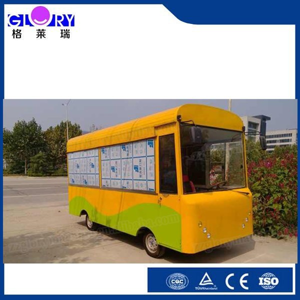 Mobile Food Truck Manufacturers