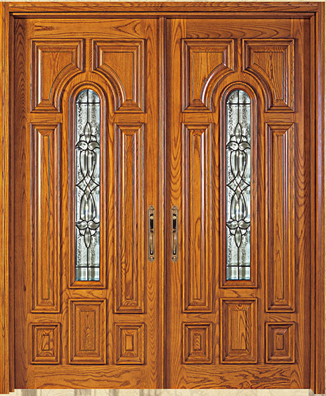 Marokkaanse entree houten deuren exterieur gemaakt in for Indian main door
