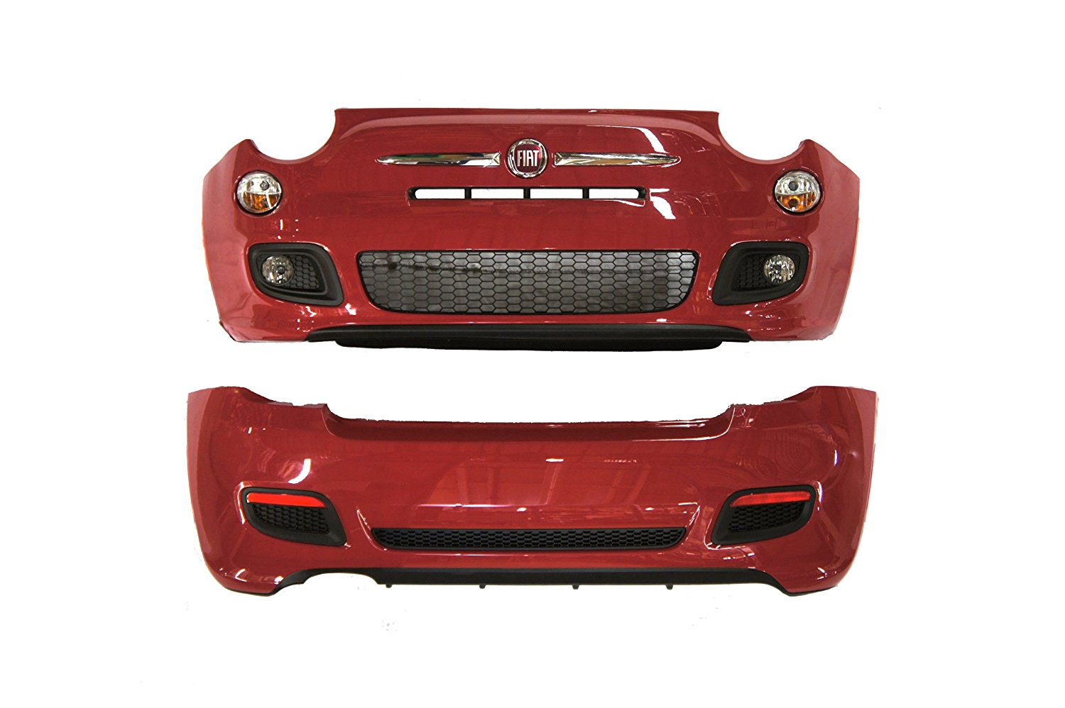 Buy Genuine Fiat Accessories 82212674 Fiat 500 500c Red Rosso Ground Effect Kit In Cheap Price On Alibaba Com
