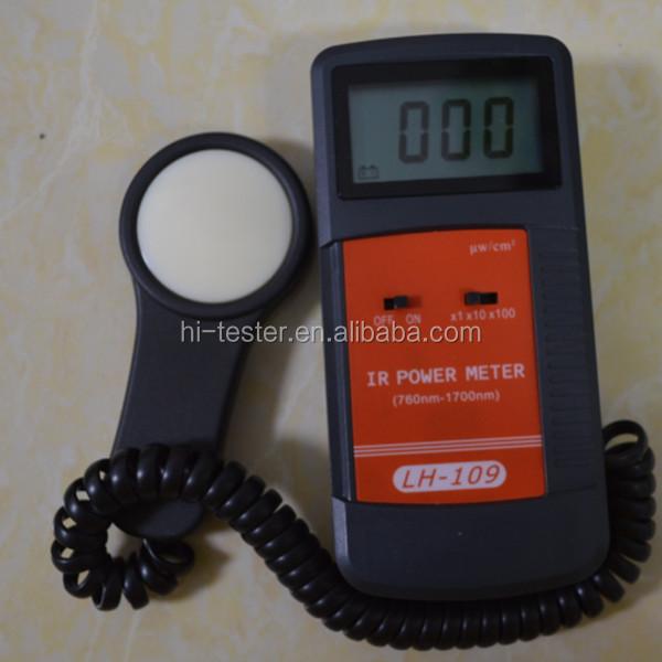 lh 109 ir power meter infrared radiometer infrared light. Black Bedroom Furniture Sets. Home Design Ideas