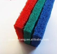 dish brush cleaning pad nylon scourer Cleaning Scouring Pad mesh scrubber