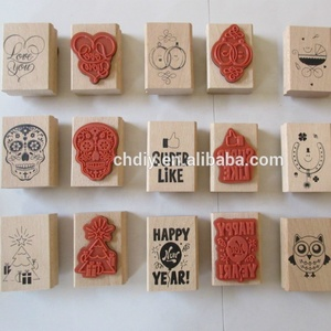 DIY Wooden Stamps