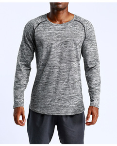 T-shirts Men Compression Shirts Long Sleeve Costume crossfit fitness Clothing Tops Male Black Friday OEM