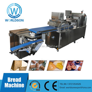 factory price puff pastry production line machine equipment for sales
