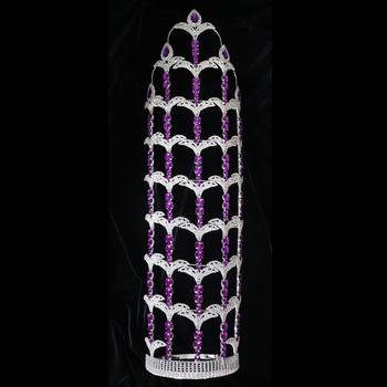 تيجان ملكية  امبراطورية فاخرة 30-tall-large-fleur-de-lis-pageant.jpg_350x350