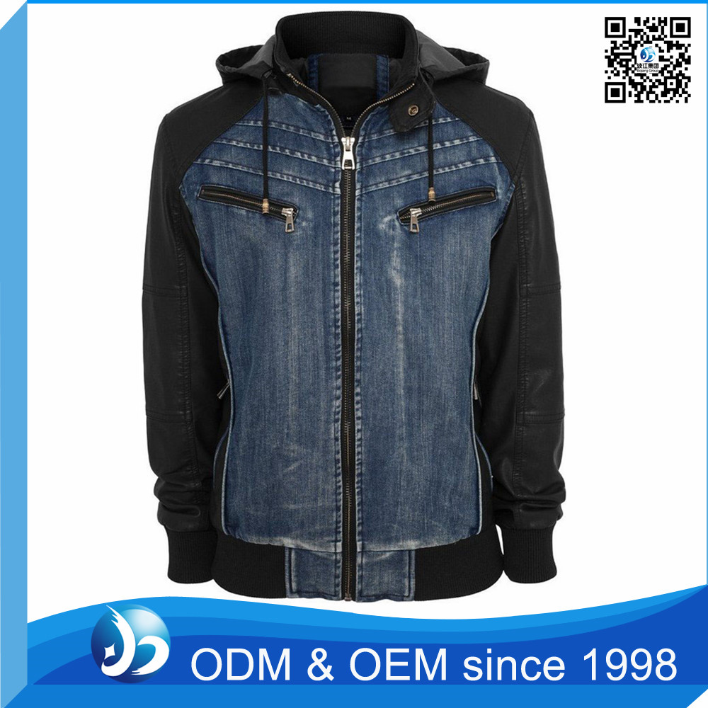 Denim Jacket With Hood Denim Jacket With Hood Suppliers and
