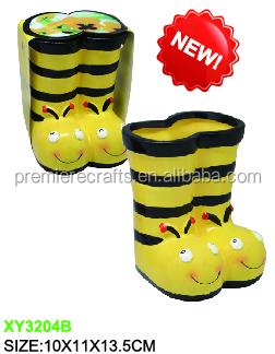 69031ee29ef726 Bee Shoes Ceramic Pots For Plants - Buy Ceramic Pot