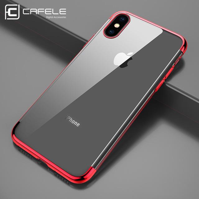 Coque de téléphone portable de luxe compacte, accessoire transparent à sublimation, résistant aux chocs, pour iPhone X, XS, XR